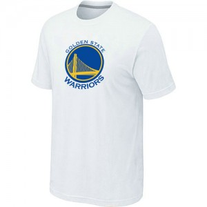 T-Shirt NBA Golden State Warriors Blanc Big & Tall - Homme