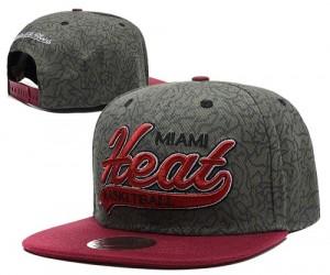 Snapback Casquettes Miami Heat NBA JTN78TY5