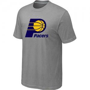Indiana Pacers Big & Tall T-Shirt d'équipe de NBA - Gris pour Homme