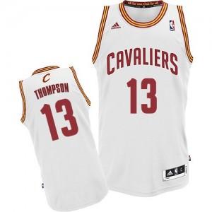 Maillot Swingman Cleveland Cavaliers NBA Home Blanc - #13 Tristan Thompson - Homme