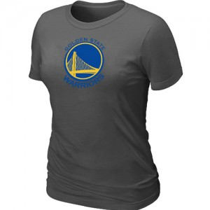 T-Shirt NBA Gris foncé Golden State Warriors Big & Tall Femme