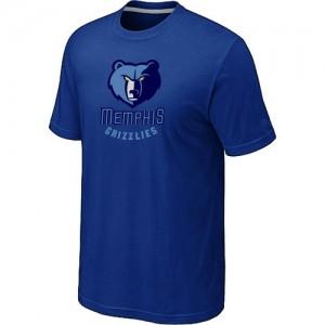 Memphis Grizzlies Big & Tall Bleu T-Shirt d'équipe de NBA préférentiel - pour Homme