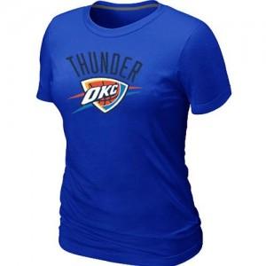 T-Shirt Bleu Big & Tall Oklahoma City Thunder - Femme