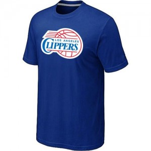 T-Shirt NBA Los Angeles Clippers Big & Tall Bleu - Homme