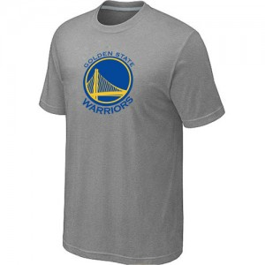 T-Shirt NBA Golden State Warriors Big & Tall Gris - Homme