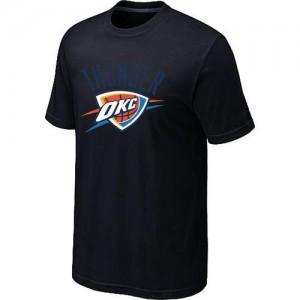 T-Shirt NBA Noir Oklahoma City Thunder Big & Tall Homme