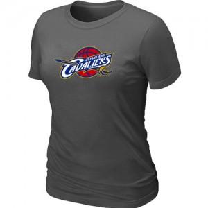 T-Shirt Gris foncé Big & Tall Cleveland Cavaliers - Femme