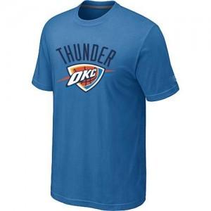 T-Shirt Bleu clair Big & Tall Oklahoma City Thunder - Homme