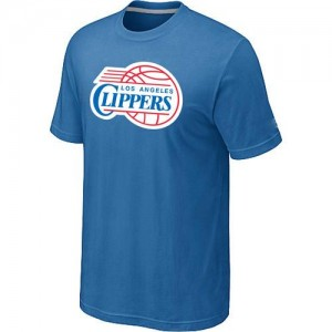 T-Shirt NBA Los Angeles Clippers Big & Tall Bleu clair - Homme