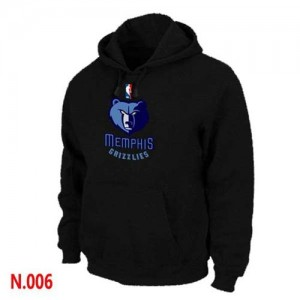 Sweat à capuche NBA Memphis Grizzlies Noir - Homme