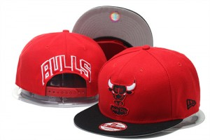 Chicago Bulls G83N2E48 Casquettes d'équipe de NBA