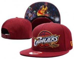 Cleveland Cavaliers 7NJAL3N5 Casquettes d'équipe de NBA