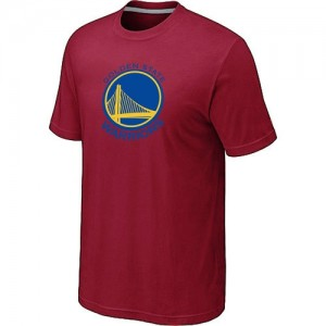 T-Shirt NBA Golden State Warriors Big & Tall Rouge - Homme