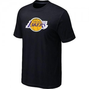 T-Shirt NBA Noir Los Angeles Lakers Big & Tall Homme