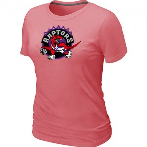 T-Shirt NBA Toronto Raptors Big & Tall Rose - Femme
