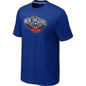 New Orleans Pelicans Big & Tall T-Shirt d'équipe de NBA - Bleu pour Homme