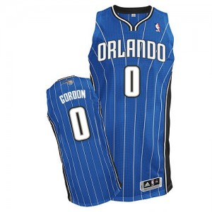Maillot Authentic Orlando Magic NBA Road Bleu royal - #0 Aaron Gordon - Homme