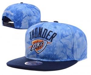 Oklahoma City Thunder M8FHYTU6 Casquettes d'équipe de NBA en vente en ligne