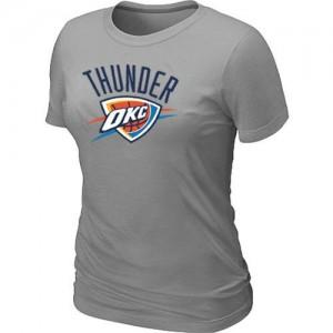 T-Shirt NBA Oklahoma City Thunder Big & Tall Gris - Femme