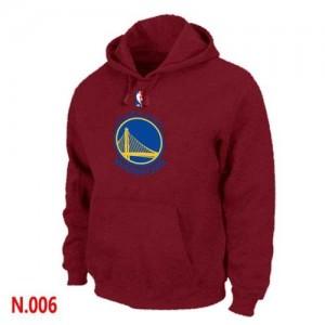 Golden State Warriors Rouge Sweat à capuche d'équipe de NBA en ligne - pour Homme