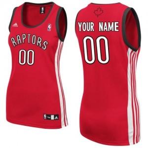 Maillot Toronto Raptors NBA Road Rouge - Personnalisé Swingman - Femme