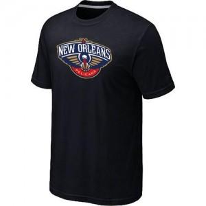 T-Shirt Noir Big & Tall New Orleans Pelicans - Homme
