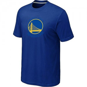 Golden State Warriors Big & Tall T-Shirt d'équipe de NBA - Bleu pour Homme