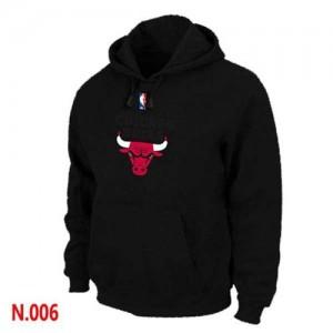 Sweat à capuche NBA Chicago Bulls Rouge - Homme