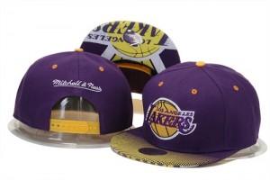 Los Angeles Lakers MVTS8Q48 Casquettes d'équipe de NBA Promotions