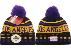 Los Angeles Lakers 635SU8AY Casquettes d'équipe de NBA sortie magasin