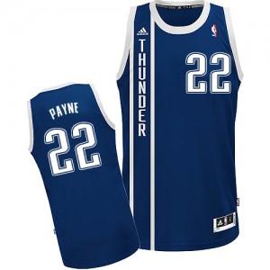 Maillot NBA Swingman Cameron Payne #22 Oklahoma City Thunder Alternate Bleu marin - Homme