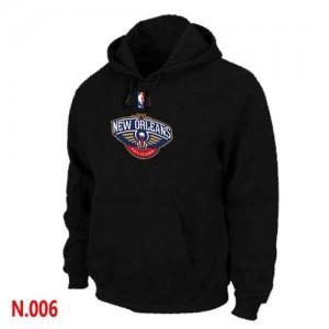 Sweat à capuche NBA Noir New Orleans Pelicans Homme