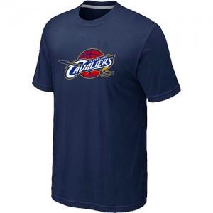 Cleveland Cavaliers Big & Tall T-Shirt d'équipe de NBA - Marine pour Homme