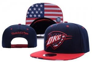 Oklahoma City Thunder DW6VML68 Casquettes d'équipe de NBA