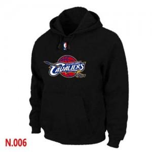 Sweat à capuche NBA Cleveland Cavaliers Noir - Homme