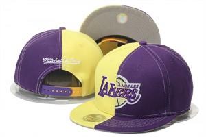 Los Angeles Lakers UUJV2QVQ Casquettes d'équipe de NBA en soldes