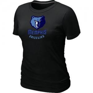 T-Shirt NBA Noir Memphis Grizzlies Big & Tall Femme