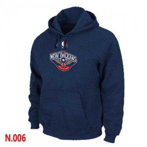 Pullover Sweat à capuche New Orleans Pelicans NBA Marine - Homme