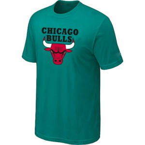 T-Shirt NBA Chicago Bulls Vert Big & Tall - Homme