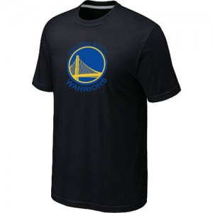 T-Shirt Noir Big & Tall Golden State Warriors - Homme