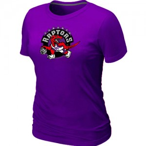 T-Shirt NBA Toronto Raptors Violet Big & Tall - Femme
