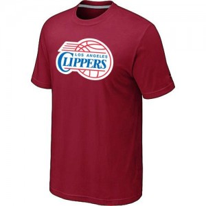 T-Shirt NBA Los Angeles Clippers Big & Tall Rouge - Homme
