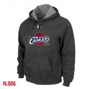 Sweat à capuche NBA Gris foncé Cleveland Cavaliers Homme
