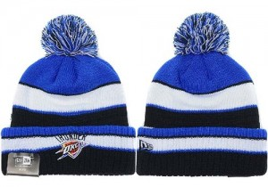 Bonnet Knit Oklahoma City Thunder NBA 2S624ER4