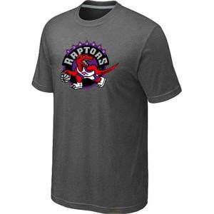Toronto Raptors Big & Tall T-Shirt d'équipe de NBA - Gris foncé pour Homme