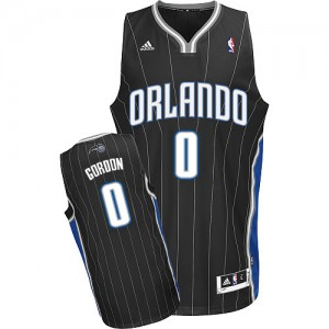 Maillot NBA Swingman Aaron Gordon #0 Orlando Magic Alternate Noir - Homme