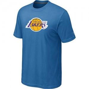 T-Shirt NBA Los Angeles Lakers Big & Tall Bleu clair - Homme
