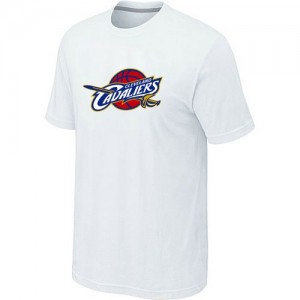 T-Shirt NBA Blanc Cleveland Cavaliers Big & Tall Homme