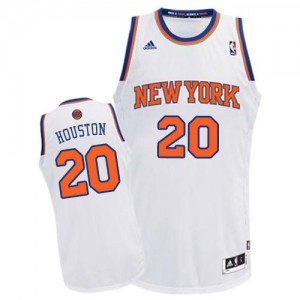 Maillot Swingman New York Knicks NBA Home Blanc - #20 Allan Houston - Homme