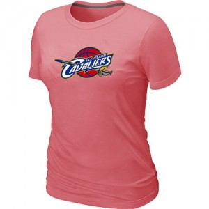 T-Shirt NBA Cleveland Cavaliers Big & Tall Rose - Femme